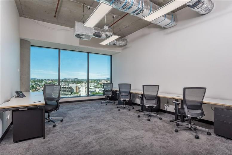 This is a photo of the office space available to rent on The Podium, 900 Ann Street, L10