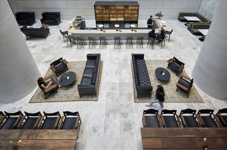 Olderfleet Tower, 477 Collins Street Office for Rent in Melbourne