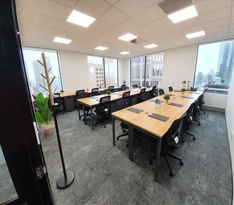 Serviced Office Space @ 360 Collins Street, Melbourne