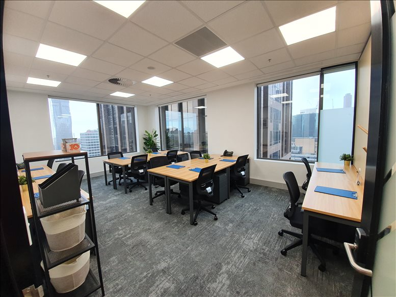 360 Collins Street Office for Rent in Melbourne