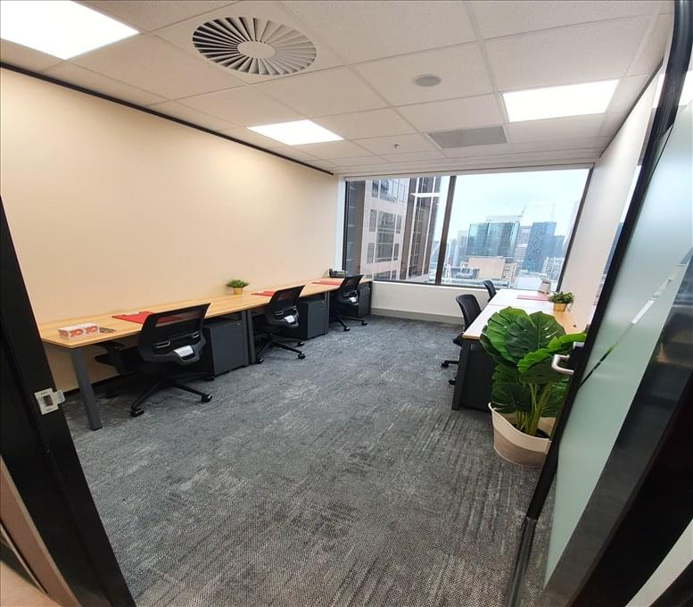 360 Collins Street Office Space - Melbourne