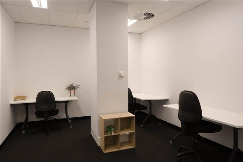 This is a photo of the office space available to rent on 440 Collins Street