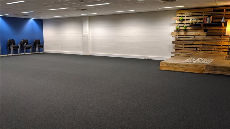 This is a photo of the office space available to rent on 17 Gould Road