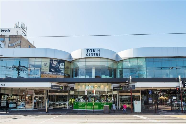 Photo of Office Space available to rent on 459 Toorak Road, Toorak, Melbourne