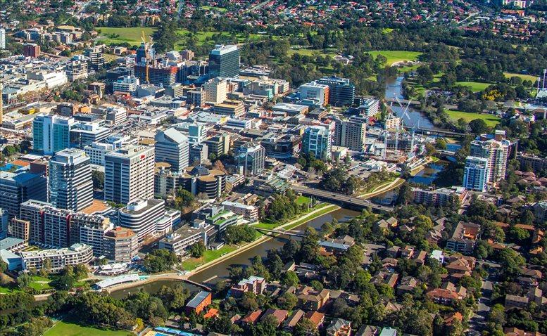 Office for Rent on 3/1 Horwood Place, Parramatta Sydney