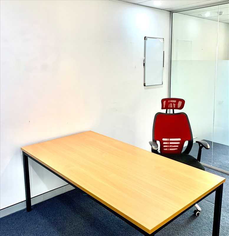 This is a photo of the office space available to rent on 3/1 Horwood Place, Parramatta