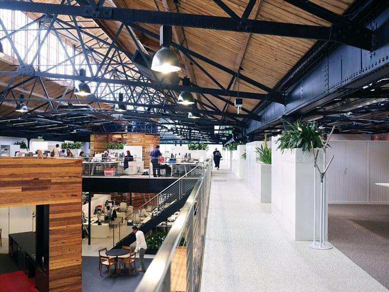 Photo of Office Space on The Docklands Hub, Goods Shed North, 710 Collins Street,, Docklands VIC 3008 Melbourne