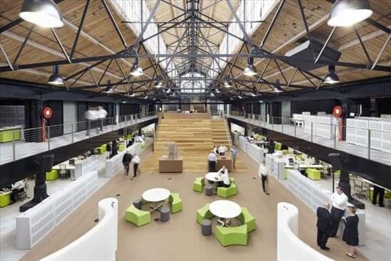 The Docklands Hub, Goods Shed North, 710 Collins Street,, Docklands VIC 3008 Office for Rent in Melbourne