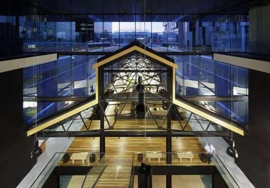 Picture of The Docklands Hub, Goods Shed North, 710 Collins Street,, Docklands VIC 3008 Office Space available in Melbourne