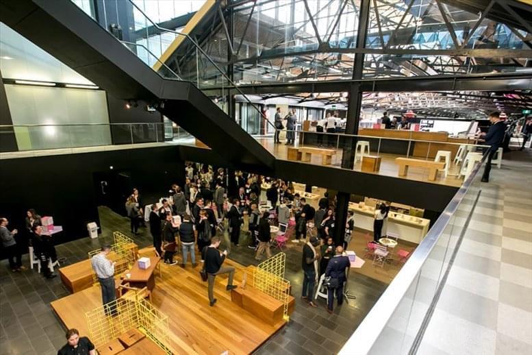 Office for Rent on The Docklands Hub, Goods Shed North, 710 Collins Street,, Docklands VIC 3008 Melbourne