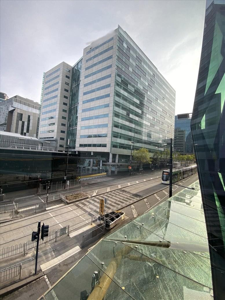 Photo of Office Space on Level 2, 707 Collins Street, Docklands, Melbourne CBD, Victoria, Australia Melbourne