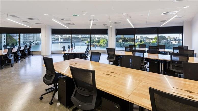 123 Eagle Street Office for Rent in Brisbane