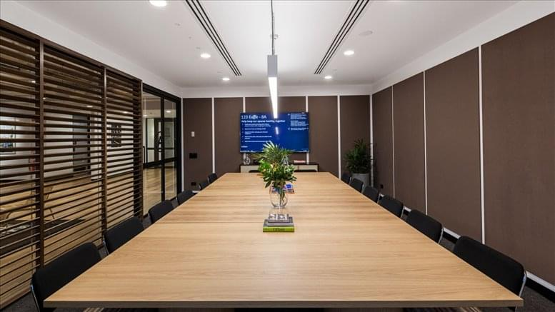 Photo of Office Space on 123 Eagle Street Brisbane