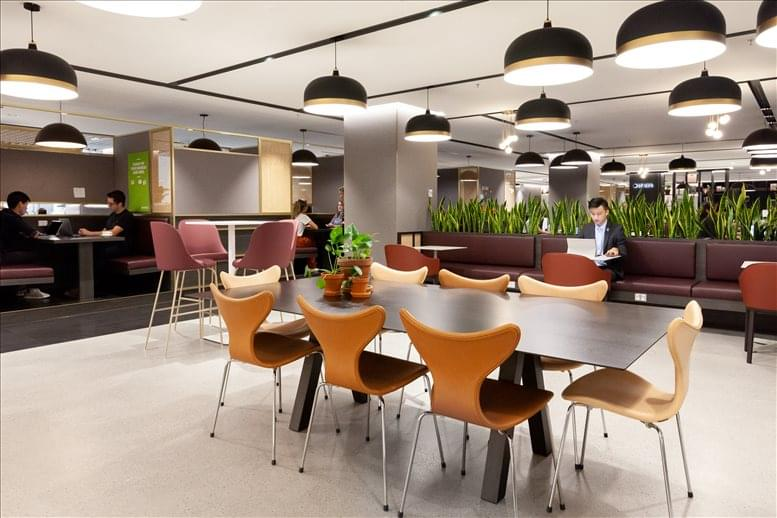 Photo of Office Space available to rent on Level 38, Riparian Plaza, 71 Eagle Street, Brisbane