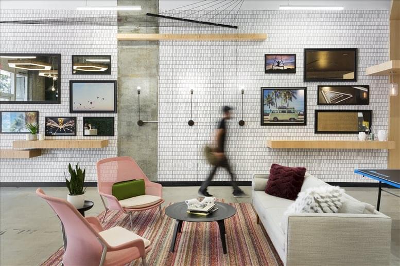 Photo of Office Space on Level 38, Riparian Plaza, 71 Eagle Street Brisbane