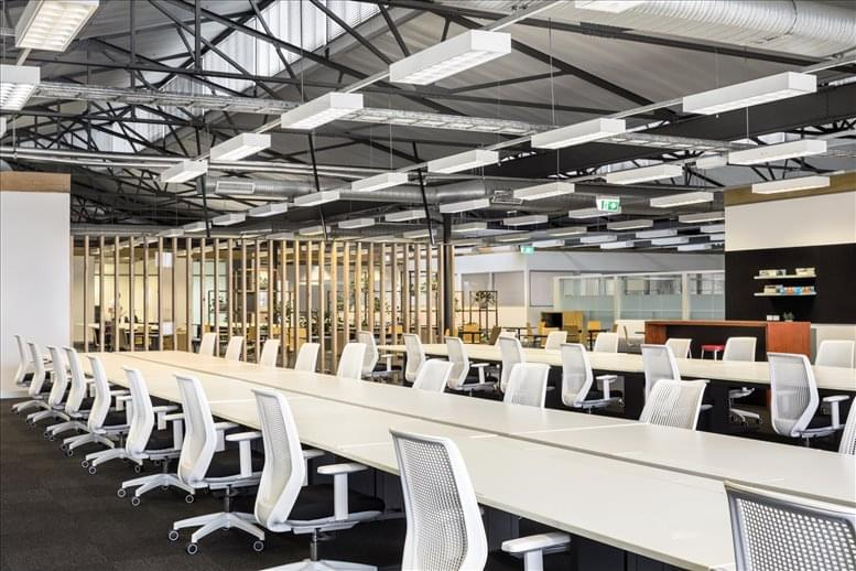 Photo of Office Space available to rent on 90 Maribyrnong Street, Footscray, Melbourne