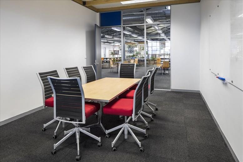 This is a photo of the office space available to rent on 90 Maribyrnong Street, Footscray