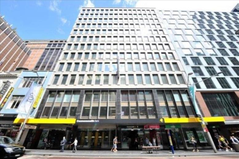 309 George St Office Space - Sydney