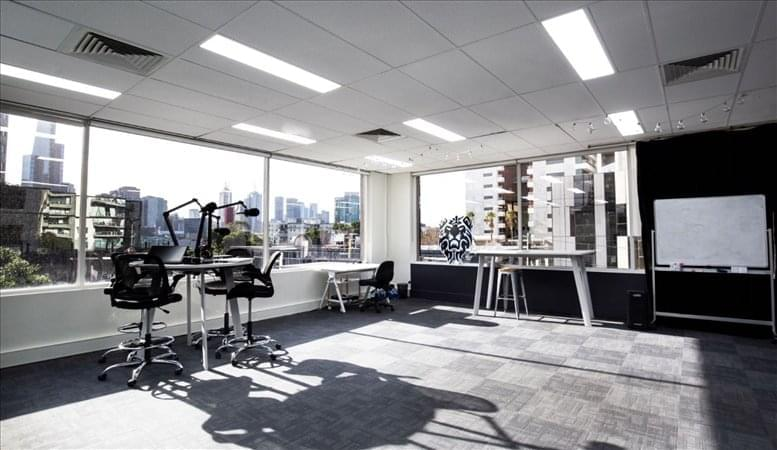 Picture of 95-111 Coventry Street, Southbank Office Space available in Melbourne