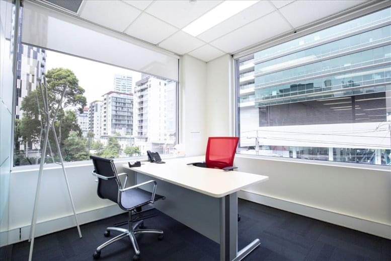 This is a photo of the office space available to rent on 95-111 Coventry Street, Southbank