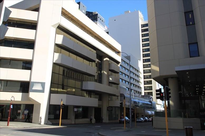 16 Irwin Street Office Space - Perth