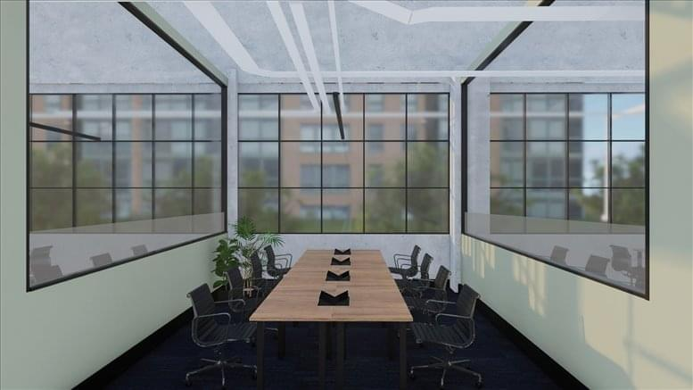 This is a photo of the office space available to rent on 10-12 Gwynne Street, Cremorne