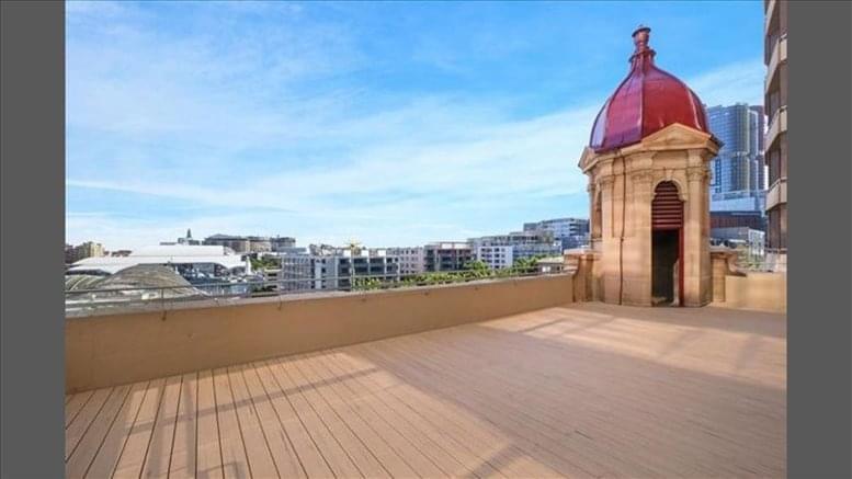 25 King Street Office Space - Sydney