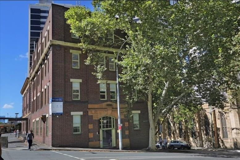 16-18 Grosvenor Place, The Rocks Office Space - Sydney