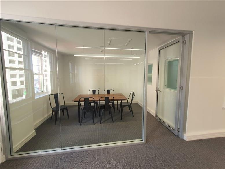 This is a photo of the office space available to rent on 16-18 Grosvenor Place, The Rocks