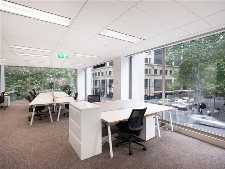 56 Pitt Street Office Space - Sydney
