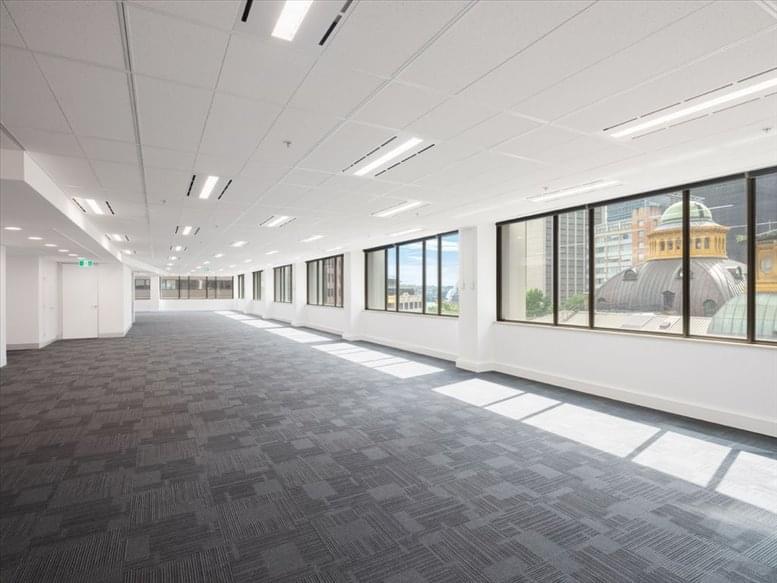 56 Pitt Street Office for Rent in Sydney