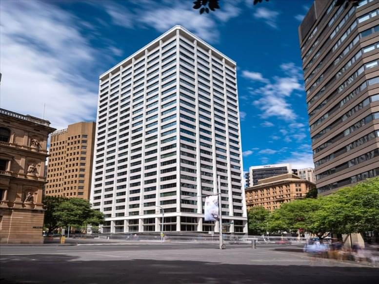 Picture of 56 Pitt Street Office Space available in Sydney