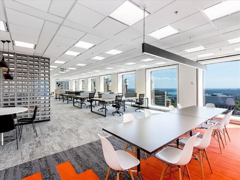201 Miller Street Office Space - North Sydney