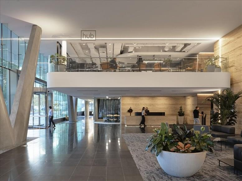 68 Northbourne Avenue Office Space - Canberra
