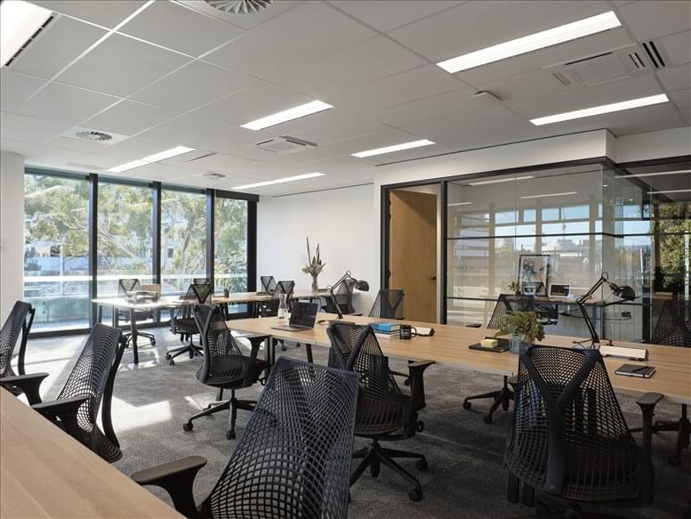 This is a photo of the office space available to rent on 68 Northbourne Avenue