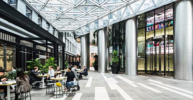 Rialto, 525 Collins Street Office Space - Melbourne