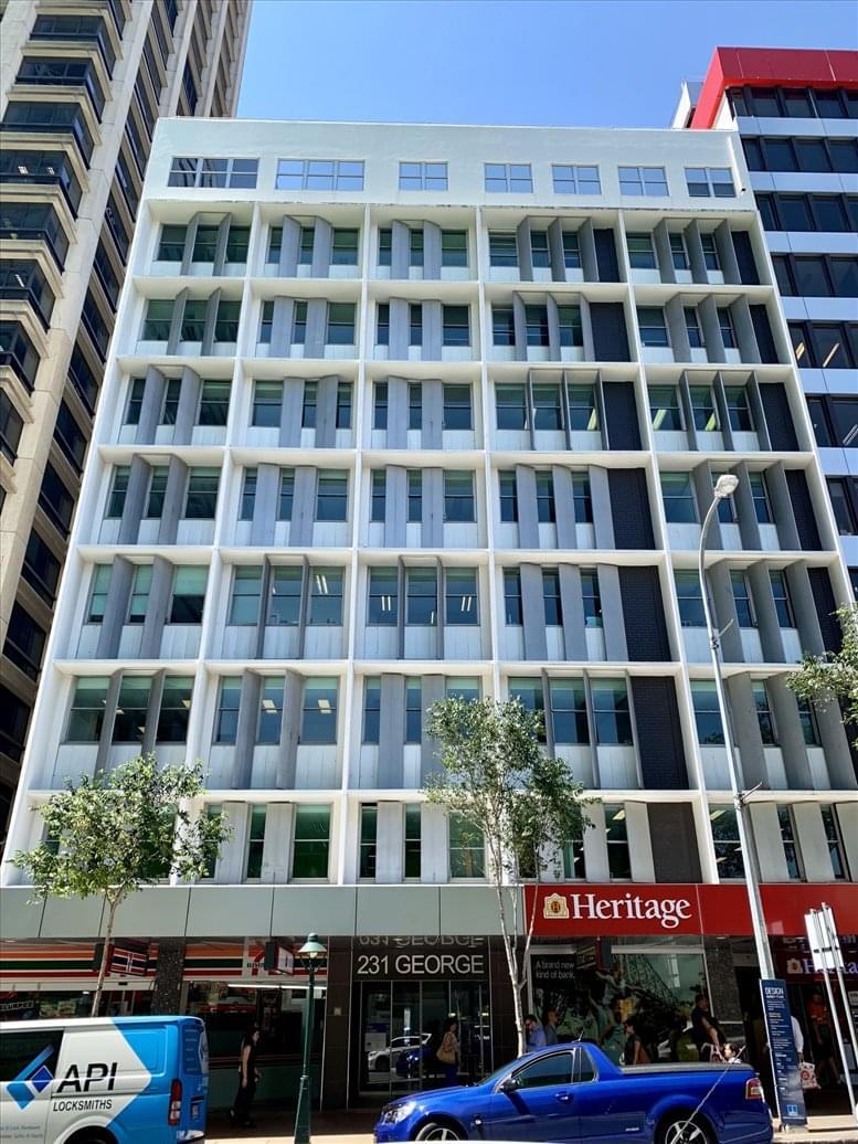 231 George Street Office Space - Brisbane