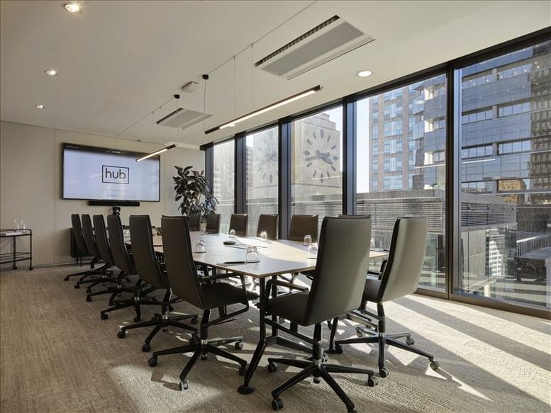 Picture of 10 Carrington Street, Level 11 & 12 Office Space available in Sydney