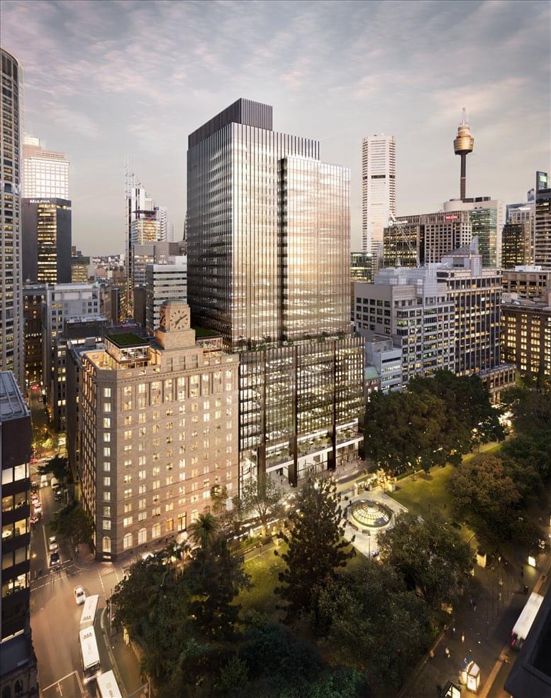 10 Carrington Street, Level 11 & 12 Office for Rent in Sydney