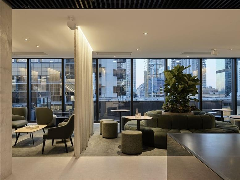 This is a photo of the office space available to rent on 10 Carrington Street, Level 11 & 12