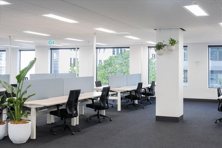 This is a photo of the office space available to rent on JAGA @ 33 Allara Street