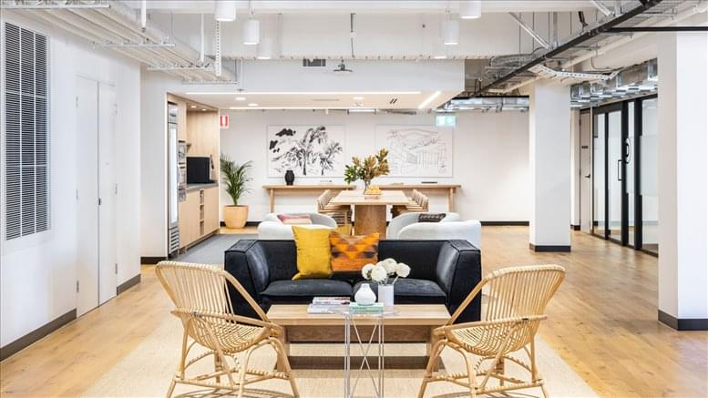 66 King Street Office for Rent in Sydney
