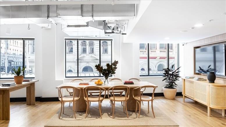 66 King Street Office Space - Sydney