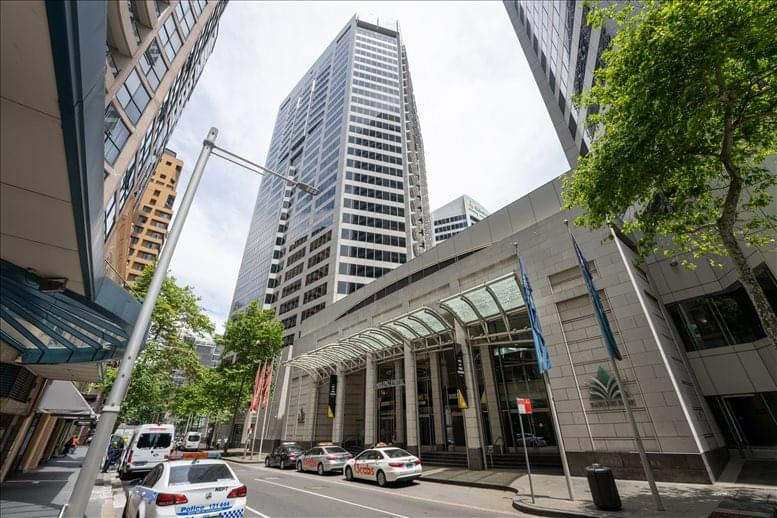 Darling Park, 201 Sussex St, Level 20 Office Space - Sydney