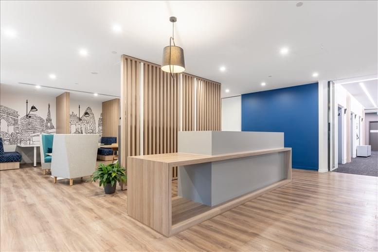 Office for Rent on Darling Park, 201 Sussex St, Level 20 Sydney