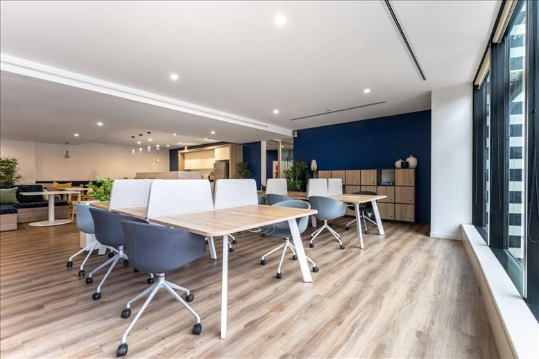 This is a photo of the office space available to rent on Darling Park, 201 Sussex St, Level 20