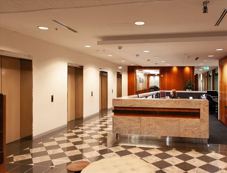This is a photo of the office space available to rent on Westpac House, Level 24 & 30, 91 King William St
