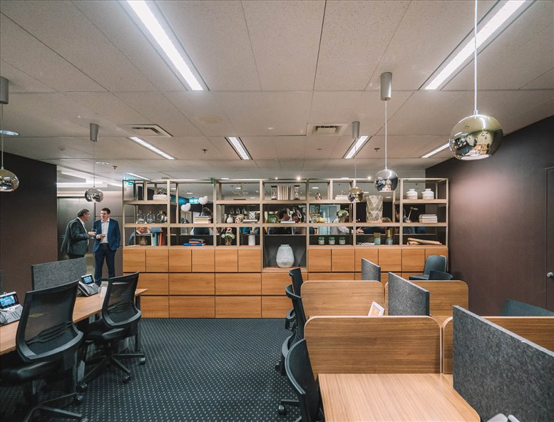 Picture of Level 19, 10 Eagle St Office Space available in Brisbane