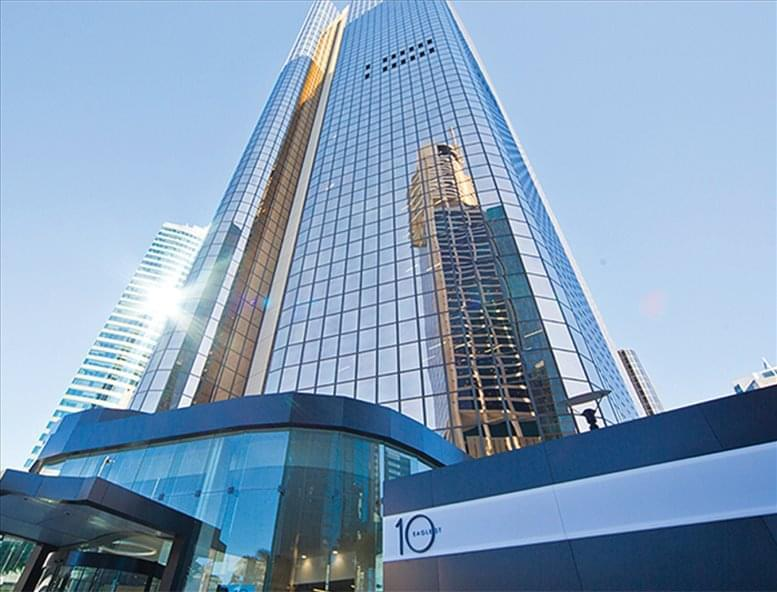 Photo of Office Space on The Gold Tower, 10 Eagle Street, Level 19 Brisbane