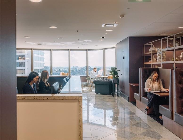 Level 19, 10 Eagle St Office for Rent in Brisbane